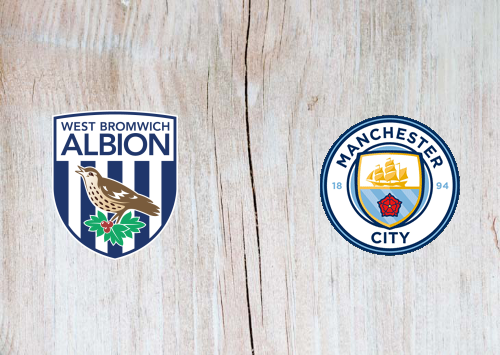 West Bromwich Albion vs Manchester City -Highlights 26 January 2021