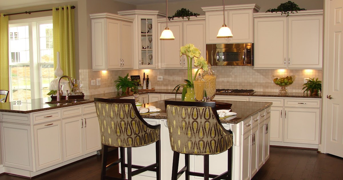Building Your Dream Kitchen: Building A Ryan Home: Avalon: Trying To Recreate This