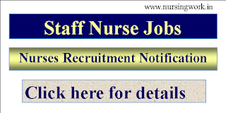 Staff Nurses Recruitment - Government of   Andhra Pradesh