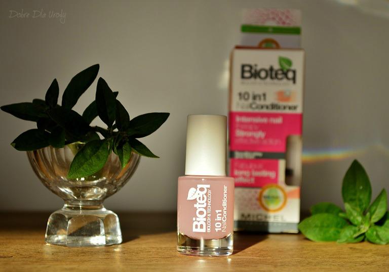 Bioteq Biology & Technology Odżywka do paznokci 10 w 1
