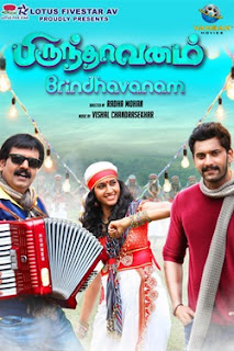 Brindavanam (2017) Hindi Dubbed HDRip | 720p | 480p