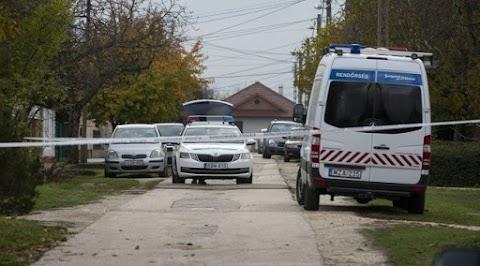 Előzetes letartóztatásba helyezték a feleségét meggyilkoló tárnoki férfit