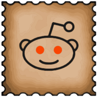 reddit stamp icon