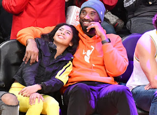 Kobe Bryant and his 13-year-old daughter Gianna Bryant