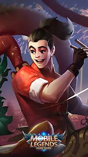 Chou Dragon Boy Heroes Fighter of Skins Rework
