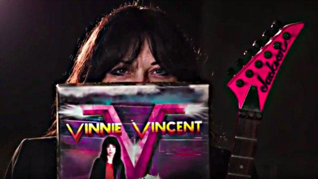 Vinnie Vincent: Heavy Metal Hermit Reappears