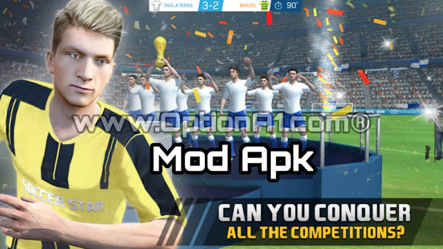 Download Soccer Star 2019 Top Leagues 2.0.3 Apk + Mod for Android Offline & Online