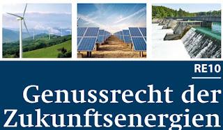 reconcept re10 gdz genussrecht der zukunftsenergien