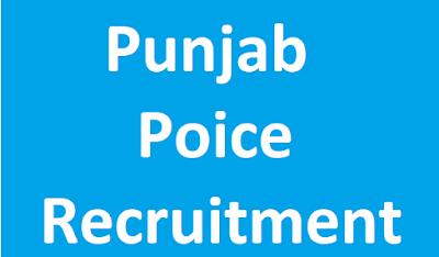 Punjab Police Recruitment 2020 Apply Online Punjab Police Jobs