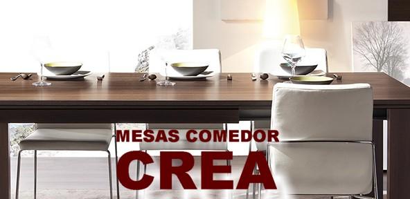MOBLES GUILLEN BLOG: Mesas comedor CREA