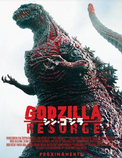 Shin Gojira (Godzilla resurge) (2016)