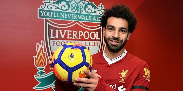 Diincar Barcelona dan Real Madri Mohamed Salah Betah di Liga Inggris
