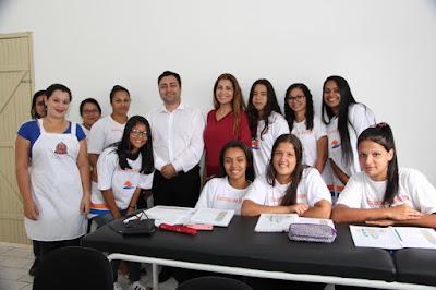 Polo da Beleza inicia turmas para diversos cursos gratuitos em Juquiá