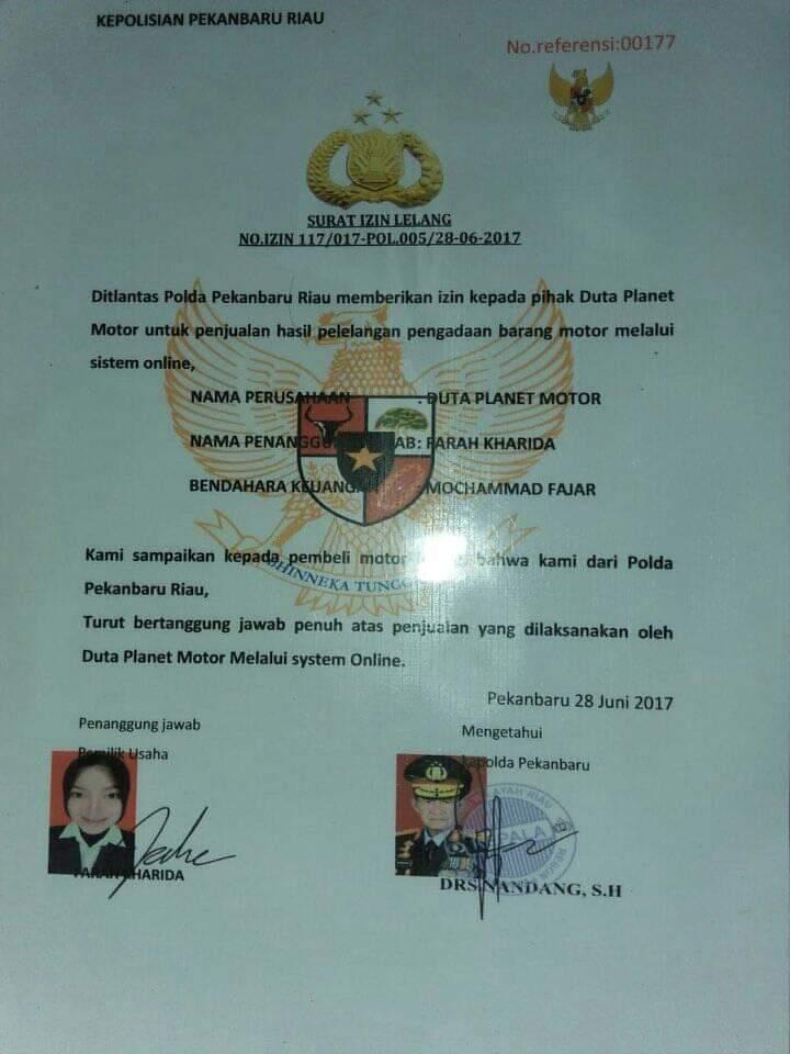 Nama Foto Farah Kharida Polwan Riau Dan Yovita Riandhinie