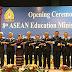 "Lembar Kerja Peserta Didik "" Bentuk-Bentuk Kerja Sama ASEAN (Sosial, Politik, Budaya, Pendidikan, dan Perkembangannya) """