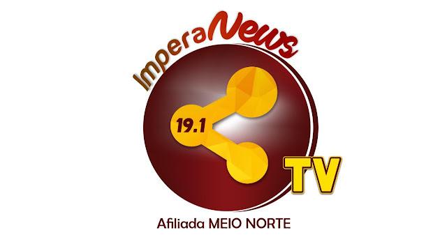 Chega na região a IMPERANEWS TV canal 19.1, emissora afiliada a TV Meio Norte!!!