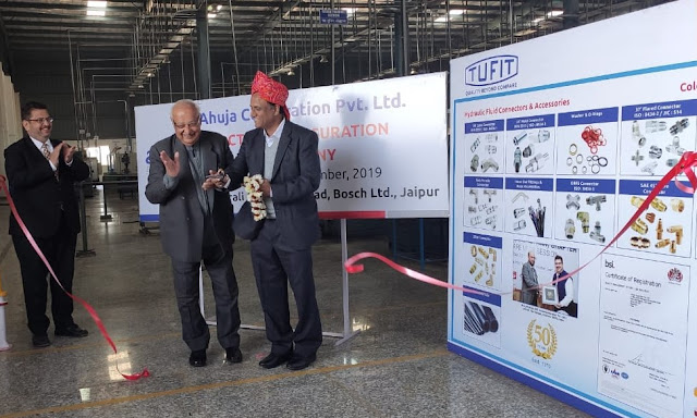 New plant inaugurated