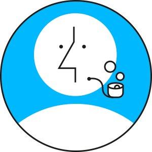 Logo de Twitter de Los 52 golpes