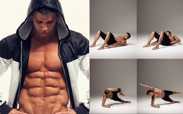 10 Minutes Home Body-weight Abs Crusher Workouts