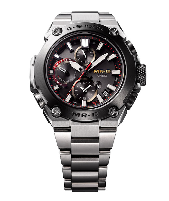 Casio G-Shock Adds To Its Luxury MR-G Collection With New Colorway Of MRGB1000 Series