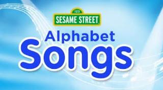 Sesame Street Alphabet Songs dvd starts.