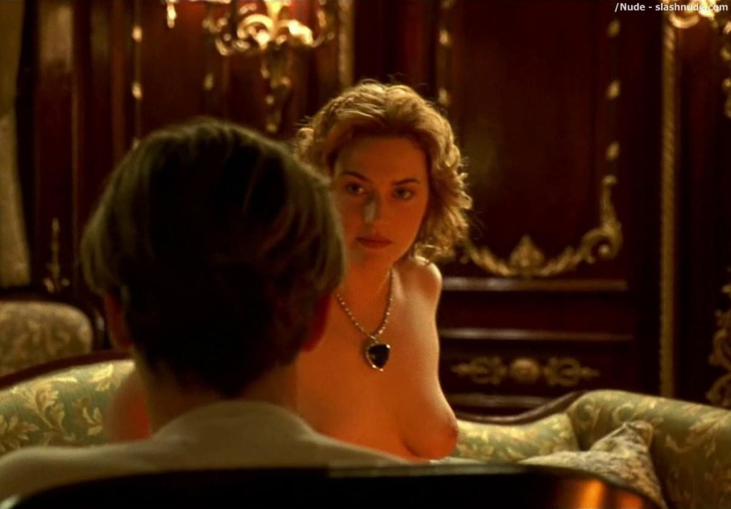 Kate Winslet Nude Video In Titanic