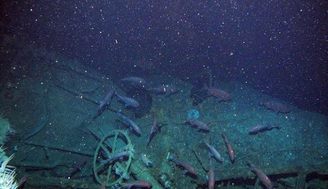 Υποβρύχιο - φάντασμα βρέθηκε στον βυθό της Αυστραλίας - Αγνοείτο για 103 χρόνια