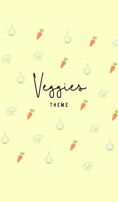 Veggies theme