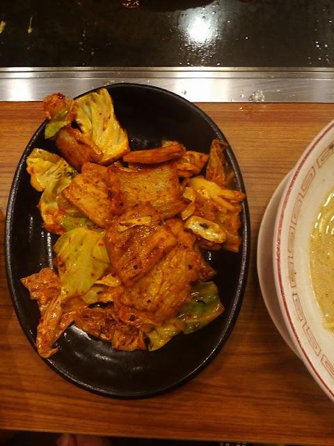Dohtonbori kimchi