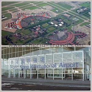 Bandara Soekarno-Hatta, Hongkong International Airport