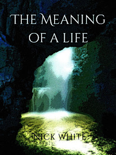 The Meaning of a Life cover - picture of a cave