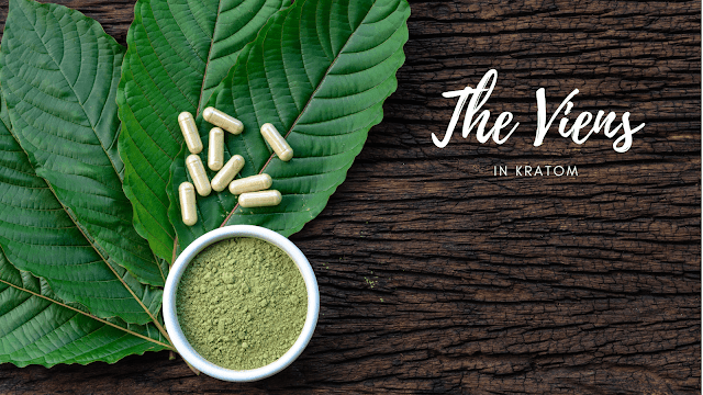 The viens in kratom by barbies beauty bits