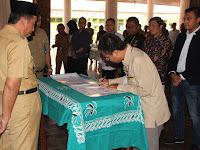 Pemkab Rembang Kejar Tertib Ukur 2019