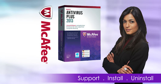 A Technical guide is Available to Install McAfee Antivirus