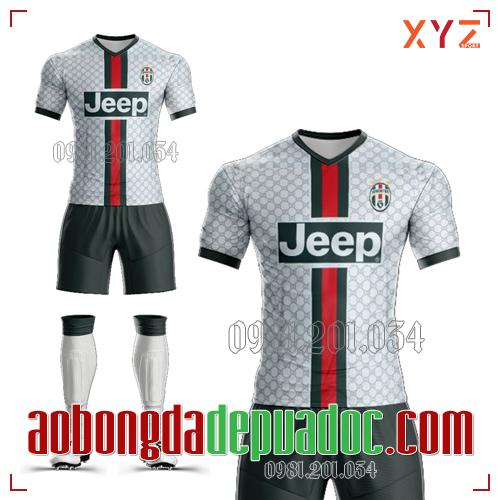 Áo Juventus 2019 Training Mẫu 8