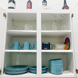 Mainstay Amelia Topaz Dinnerware Set