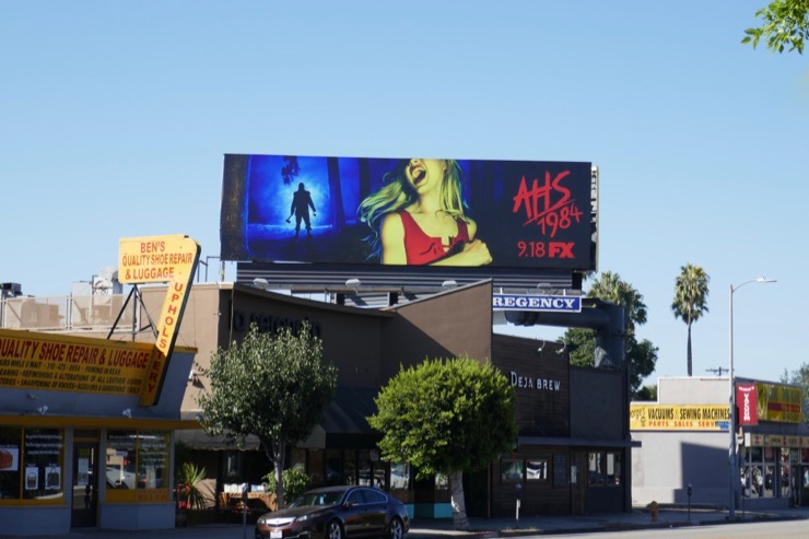 AHS 1984 billboard