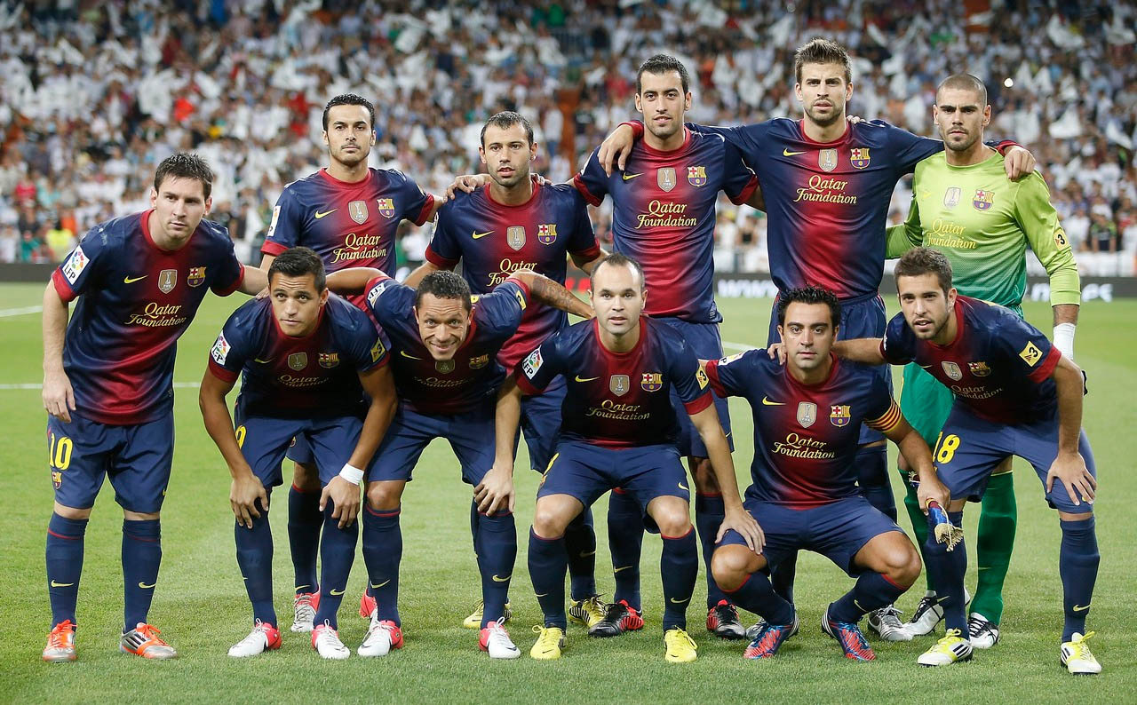 Barcelona Fc: EVERY THING HD WALLPAPERS: FC Barcelona Soccer Club New HD