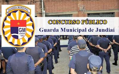 Concurso Guarda Municipal de Jundiaí (APOSTILA)