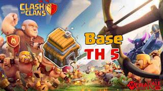 Base COC TH 5