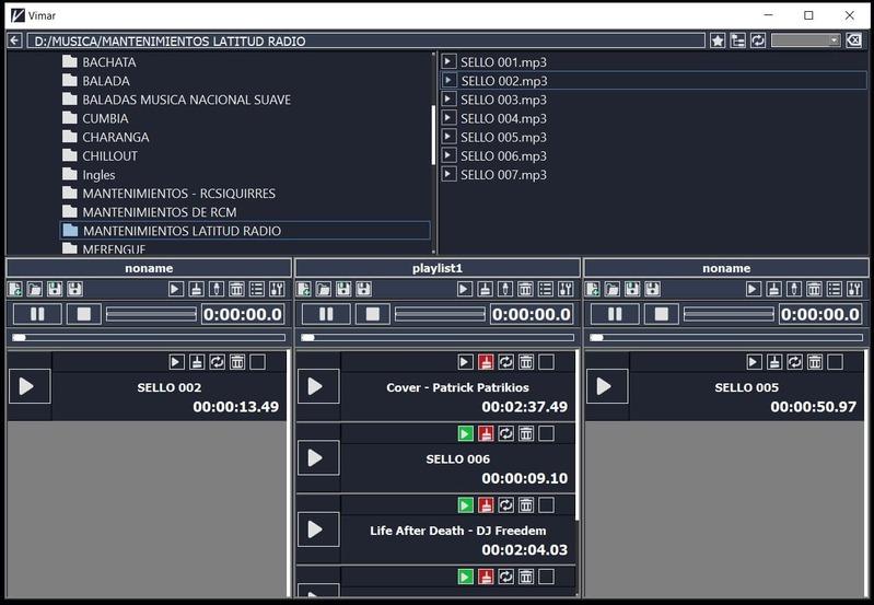 Vimar software para tu emisora radio, gratuito