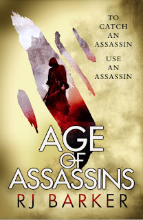 Interview with RJ Barker, author of Age of Assassins