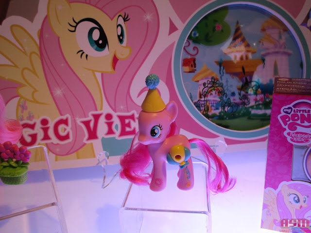 Magical Scene Brushables for 2016 MLP Pinkie Pie