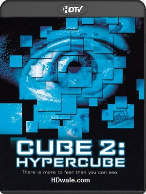 Cube 2 Hypercube (2002) Movie 720p BluRay 750mb