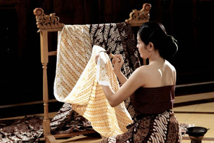 Sejarah Peringatan Hari Batik Nasional 2 Oktober LENGKAP