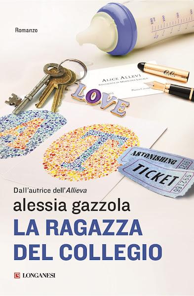 La copertina del libro La ragazza del collegio di Alessia Gazzola