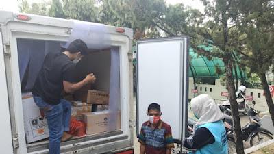 Unit III Sat Intelkam Polres Wajo Lakukan Monitoring Terkait Penerimaan Vaksin Sinovac Tahap II