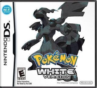 โหลดเกม ROM Pokemon White Version .nds