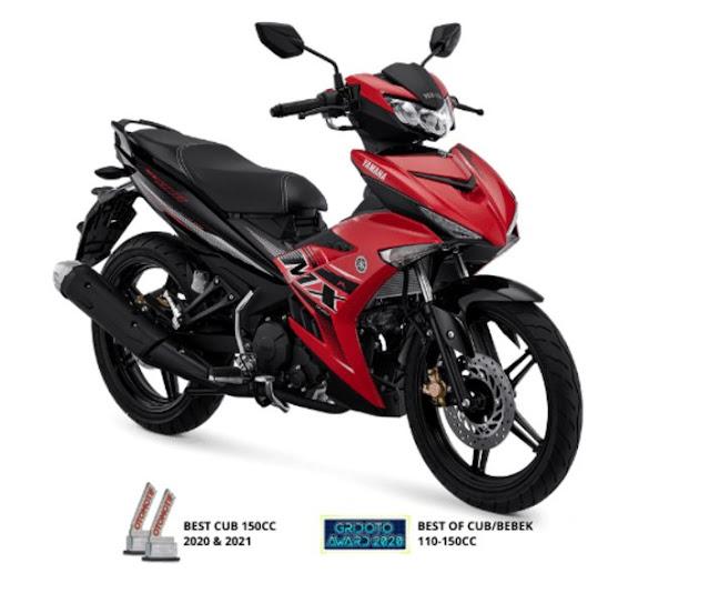 motor-sport-baru-2021-murah-Yamaha-MX-King-150
