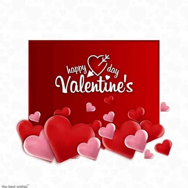 valentines day advance wishes